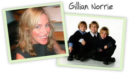 mom- co-host gillian norrie